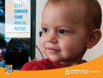 2011 Cancer Care Annual Report by Children's Mercy Hospital