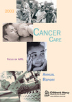 2003 Cancer Care Annual Report by Children's Mercy Hospital