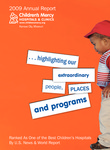 Children's Mercy Hospital Annual Report 2009