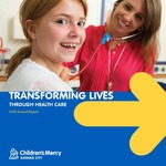 Children's Mercy Hospital Annual Report 2014 by Children's Mercy Hospital
