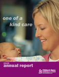 Children's Mercy Hospital Annual Report 2005 by Children's Mercy Hospital