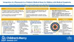 Integration of a Pharmacist in a Pediatric Medical Home for Children with Medical Complexity