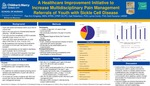 A Healthcare Improvement Initiative to Increase Multidisciplinary Pain Management Referrals of Youth with Sickle Cell Disease