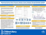 Reducing Serious Harm Pressure Injuries: Cause Analysis Through Bedside Huddles by Cathy Bandelier Laverick, Brian Haney, Kimberly Palmer, Pat Clay, and Kate Gibbs