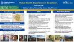 Global Health Experience in Swaziland by Anik Patel
