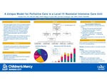 A Unique Model for Palliative Care in a Level IV Neonatal Intensive Care Unit by Kelstan L. Ellis DO, Megan Tucker, and Jennifer Linebarger