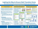 Lighting the Way to Ensure Safe Transition Home by Barb Haney, Ashley Mirabile, Dianne Wilderson, Beckie Palmer, Ashley Lewis, Cris Mills, and Eugenia K. Pallotto