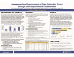 Assessment and Improvement of Data Collection Errors Through Inter-departmental Collaboration