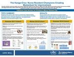 The Kanga-Croo: Nurse Resident Champions Creating Momentum for Improvement