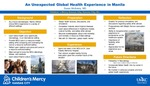 An Unexpected Global Health Experience in Manila