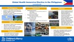 Global Health Immersive Elective in the Philippines