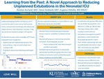 Learning From the Past: A Novel and Sustainable Initiative to Reducing Unplanned Extubations in a Level IV Neonatal Intensive Care Unit