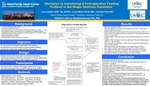 Obstacles to Introducing a Post-operative Feeding Protocol in the Single Ventricle Population
