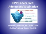 HPV Cancer Free: Adolescent Vaccination