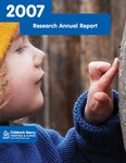 Research Annual Report 2007